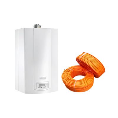 德地氏MSL 24 MI FF 系列110-130㎡家庭采暖(水地暖)适用于三室两厅