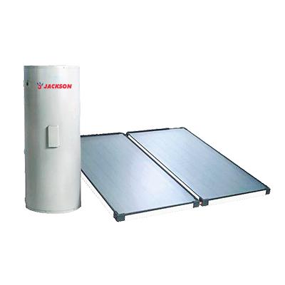 捷森太陽能200升中央熱水系統(適用于3-5口家庭)