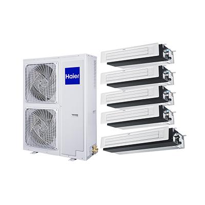 海尔家用中央空调套餐 RFC160MXSAVA(G)-5D套机