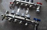 舒适100辅材定制的选择之一:分集水器