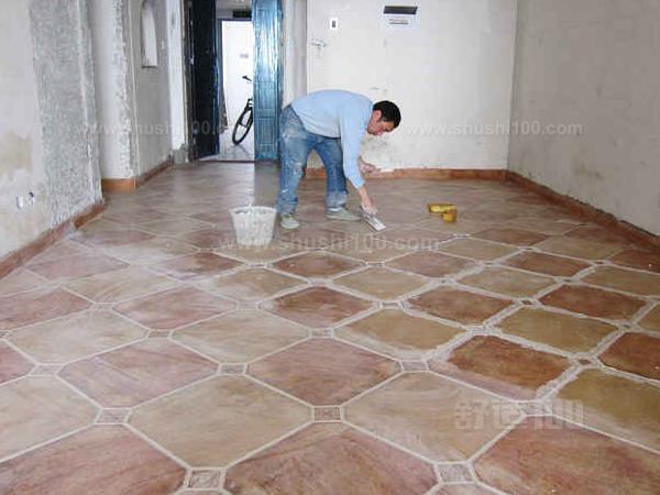 铺地砖工艺 地砖铺贴技术工艺流程
