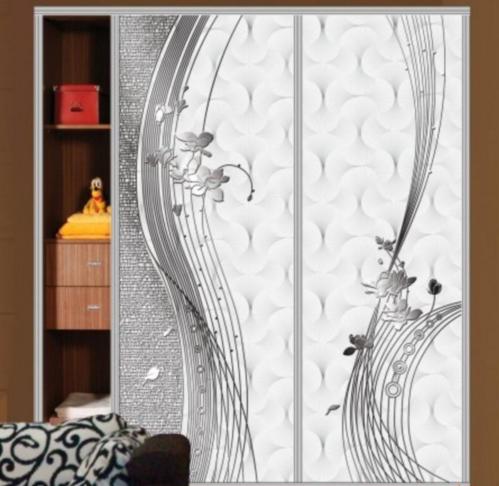 艺术玻璃花型囹�b_艺术玻璃柜门—艺术玻璃柜门有哪些类型
