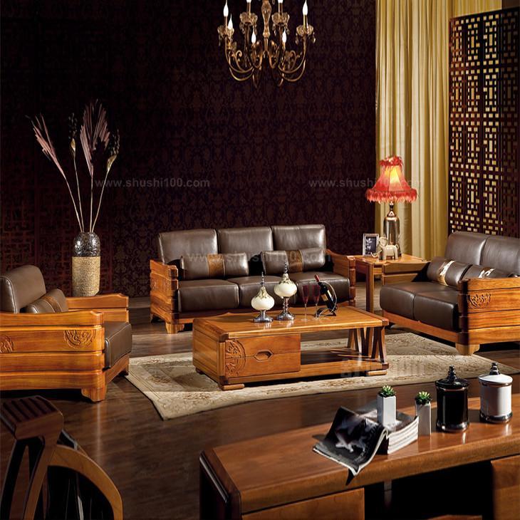 现代木头沙发 现代木头沙发风格介绍