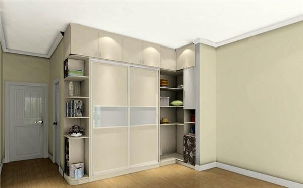 衣柜拐角设计—衣帽间衣柜拐角如何设计