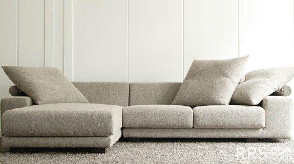 亚麻布艺沙发 亚麻布艺沙发的品牌有哪些图片
