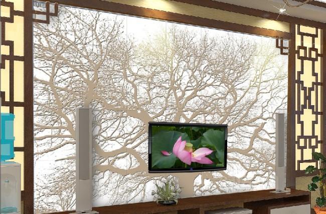 树枝电视墙—树枝电视墙工艺流程介绍