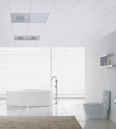 浴室吊顶扣板 浴室吊顶扣板选购技巧介绍