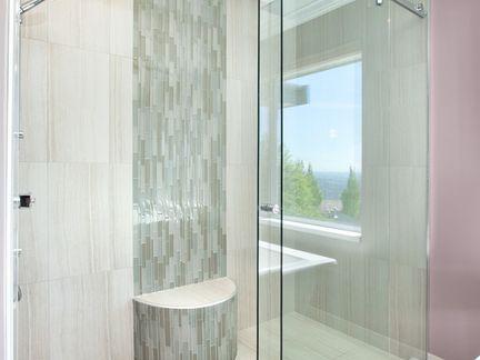 推拉门浴室—安装推拉门的优缺点