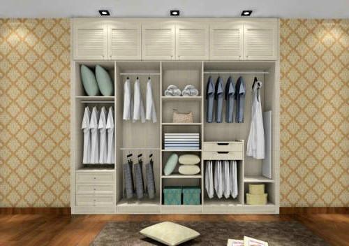 推拉衣柜设计—推拉衣柜设计方法介绍