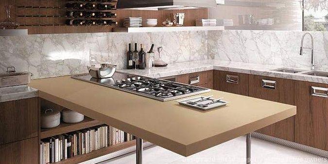 厨房树脂树脂台面台面厨房装修注意事项介绍居住区中式景观设计