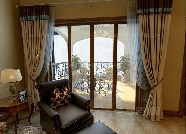 如今我们装修阳台的时候,为了私密性和舒适性,都会需要悬挂一个窗帘.