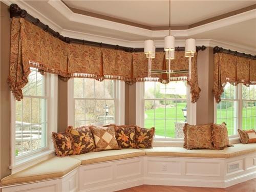 卧室拐角窗户—卧室拐角飘窗设计方案