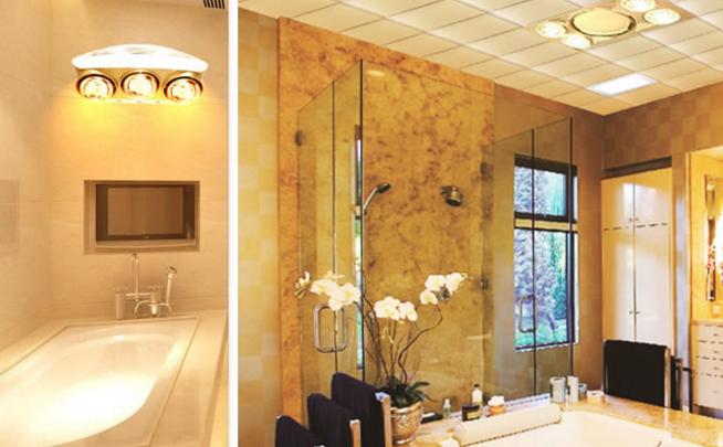 浴室取暖推荐—浴室取暖设备有哪些