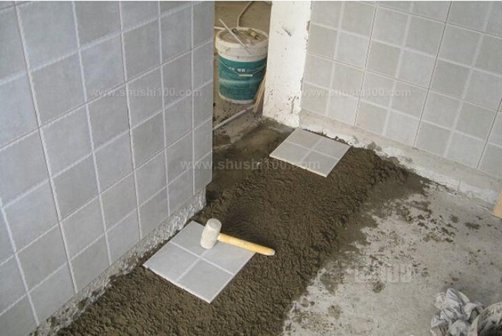 按设计图纸要求及外墙砖的排列方式进行排布,画出施工图纸,特别注意在窗台、窗心砖、砖垛等处要实现测好中心线、水平分格线、阴阳角垂直线,以防产生分格不匀、排列不齐等问题,要挂线、弹线,做好控制标志。刷素水泥浆一道(内掺水重3-5%的107胶)。粘贴剂一般可使用分量为水泥1,石灰膏0.