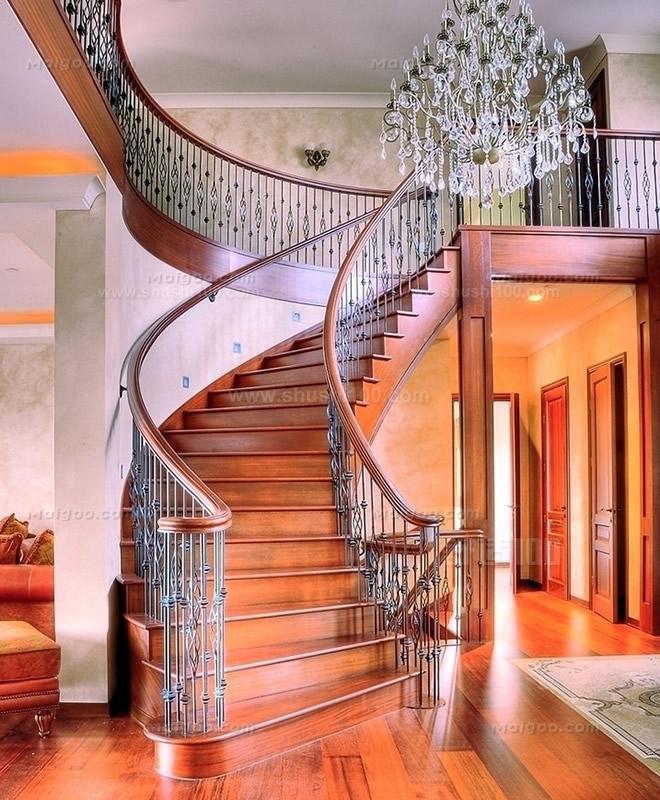 楼梯平行透视图