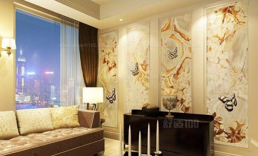 墙纸在现如今的年轻人的房子装修中特别的受欢迎,因为墙纸的图案