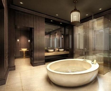 浴室亚光瓷砖—浴室亚光瓷砖装修效果介绍图片