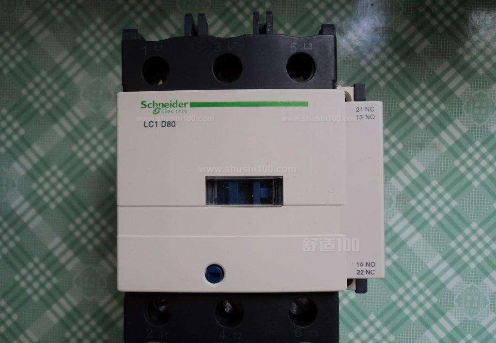 施耐德接触器—接触器的作用