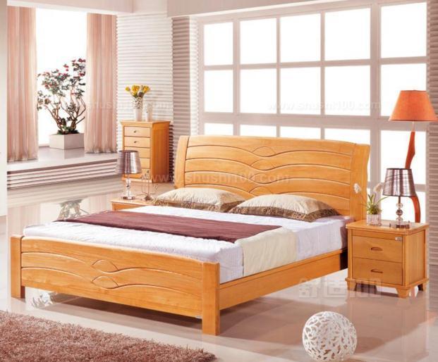 现代简约木床—现代简约木床的选购技巧图片
