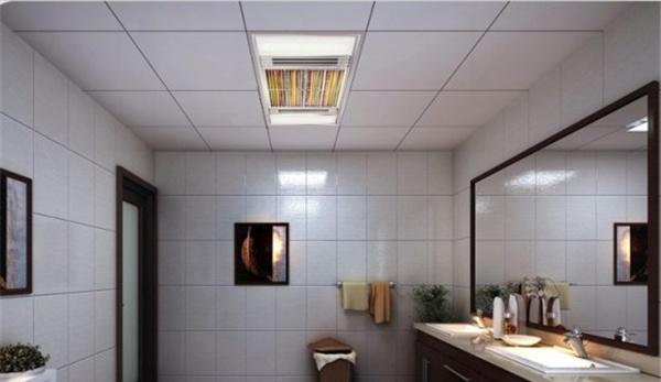电源配线要规范   浴霸的功率最高可达1100W以上,因此,安装浴霸的电源配线必须是防水线,最好是不低于1mm的多丝铜芯电线,所有电源配线都要走塑料暗管镶在墙内,绝不允许有明线设置,浴霸电源开关必须是带防水10A以上容量的合格产品,特别是老房子   浴霸的厚度不宜太大,在安装问题上,消费者在选购时一定要注意浴霸厚度不能太大,一般在20公分左右就可以。因为浴霸安装在房顶上,若想要把浴霸装上必须房顶一下再加一层顶,也就是我们常说的PVC吊顶,这样才能使得浴霸的后半部分可以夹在两顶中间,如果浴霸太厚,那么装