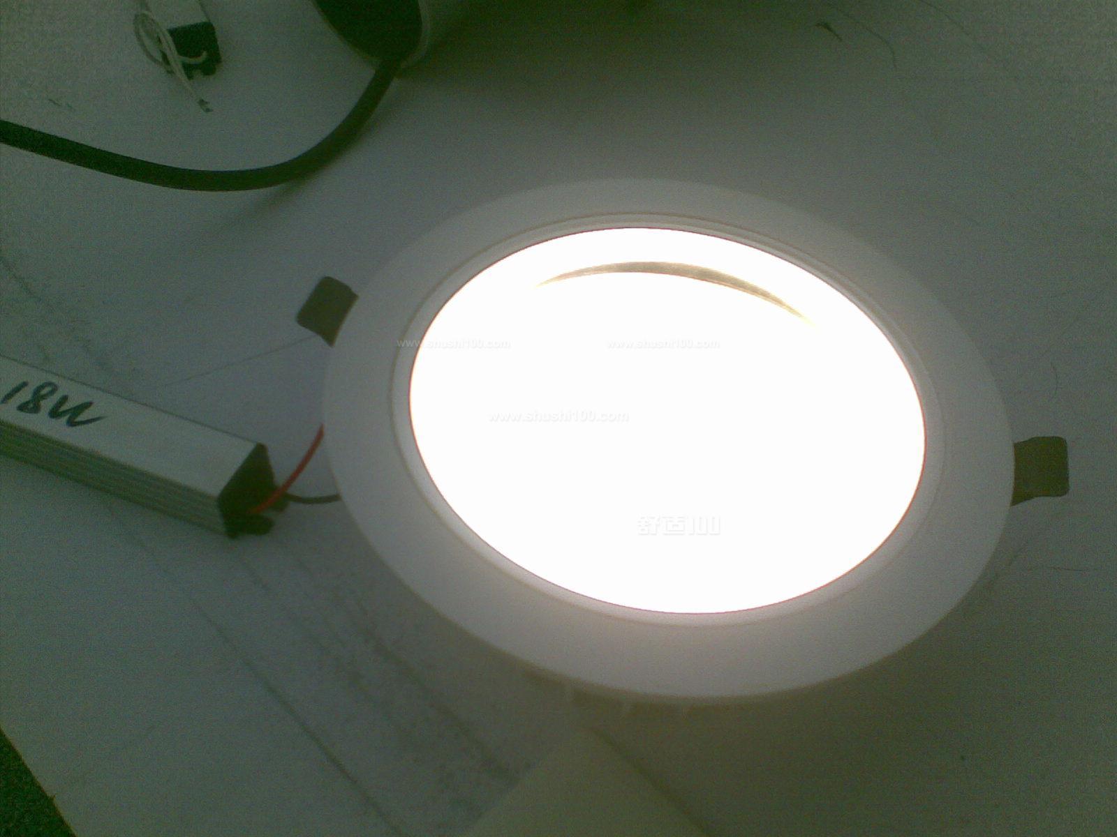 筒灯如何安装—安装步骤