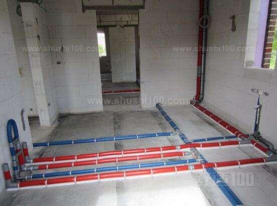室内排水安装—室内排水管道安装