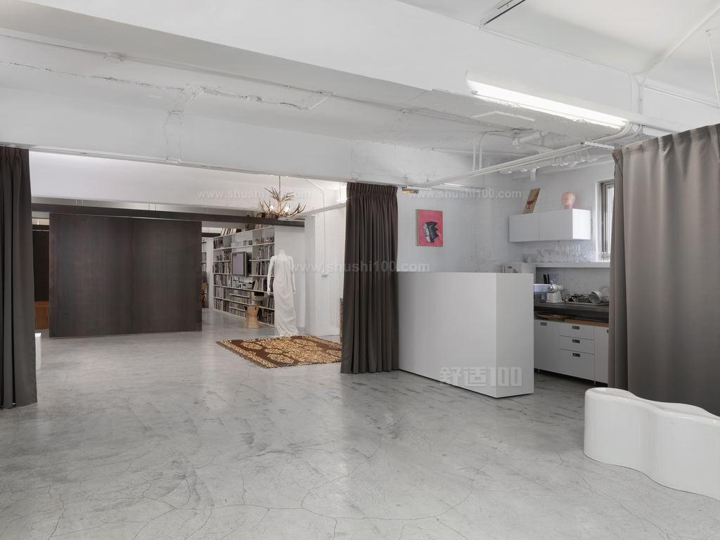 纵观国内外室内设计案例,地面材质除了常见的地砖和木地板,最受设计师