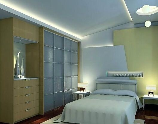 卧室壁橱设计