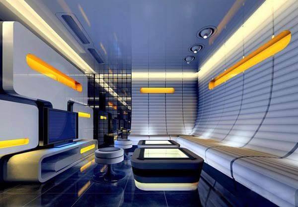 室内灯具选择—不同场所室内灯具选择介绍