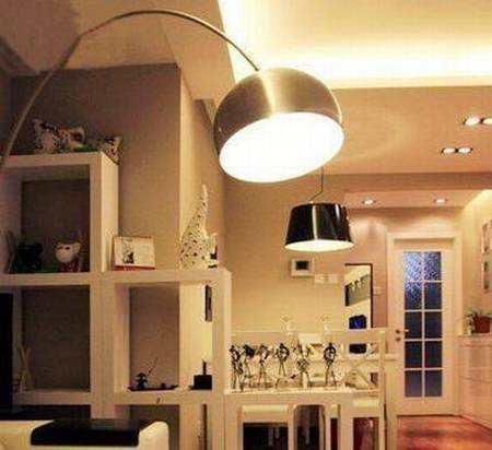 室内灯具布置