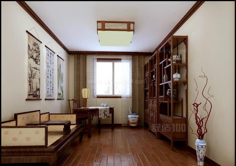 中式书房窗帘—中式书房窗帘的好品牌