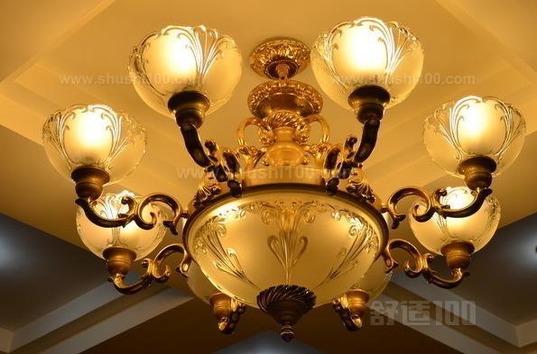 欧式铁艺吊灯—欧式铁艺吊灯的安装方法