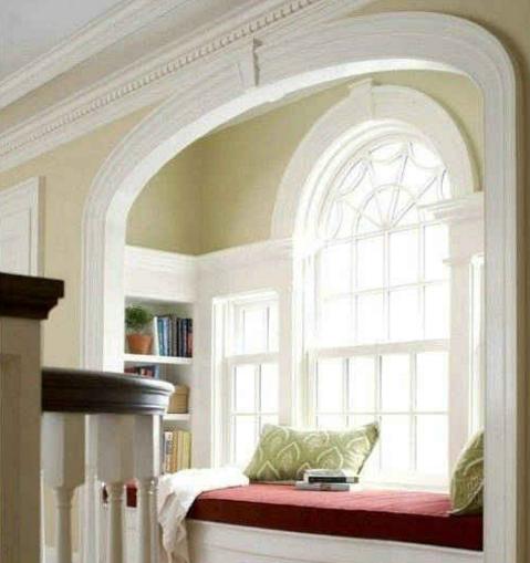 室内欧式窗套—室内欧式窗套尺寸及造型设计介绍