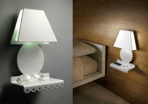卧室床头壁灯—卧室床头壁灯的选购技巧