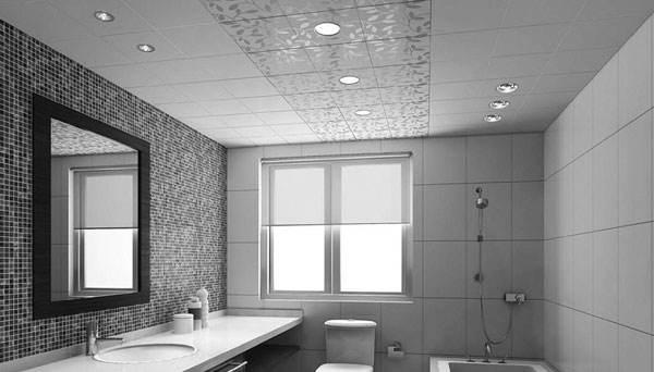 卫生间铝吊顶 卫生间铝吊顶选购要点