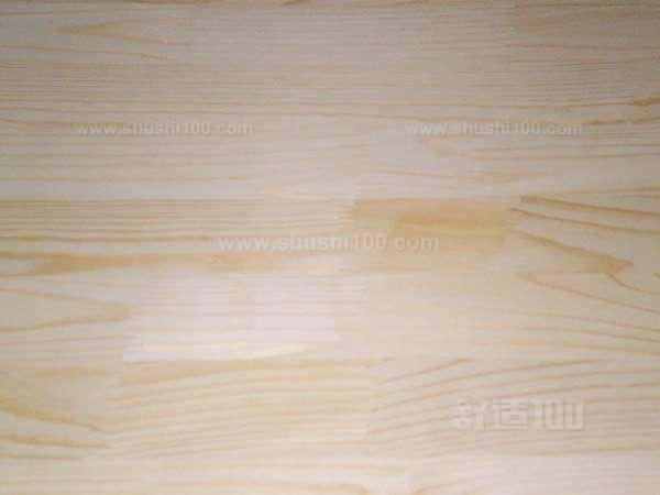 松木集成材—木材材质好 松木集成材木材利用率高,材料使用率高.