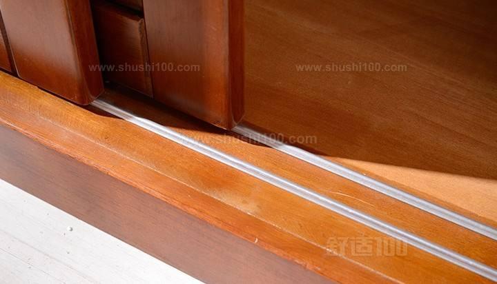 移门衣柜滑轨 移门衣柜滑轨安装方法和注意介绍