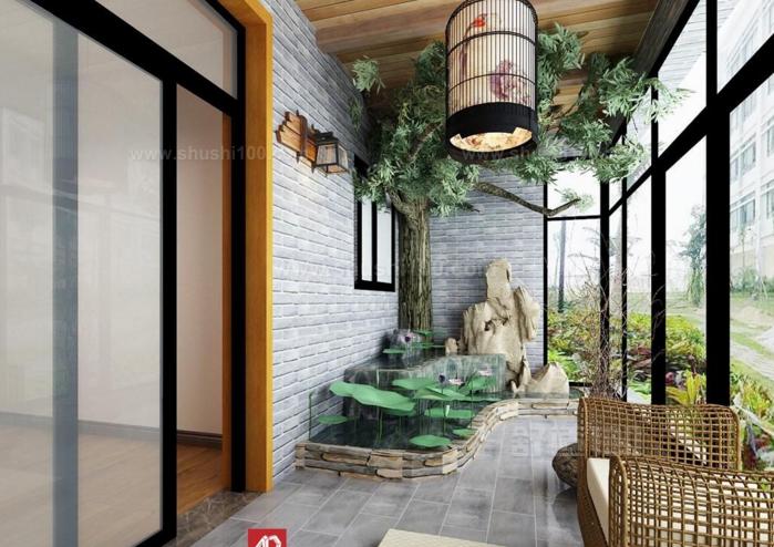 阳台隔断设计 阳台与客厅隔断应该如何设计