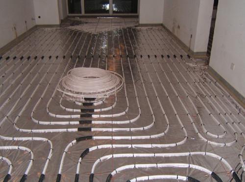 怎样安装地暖—安装地暖的方法步骤