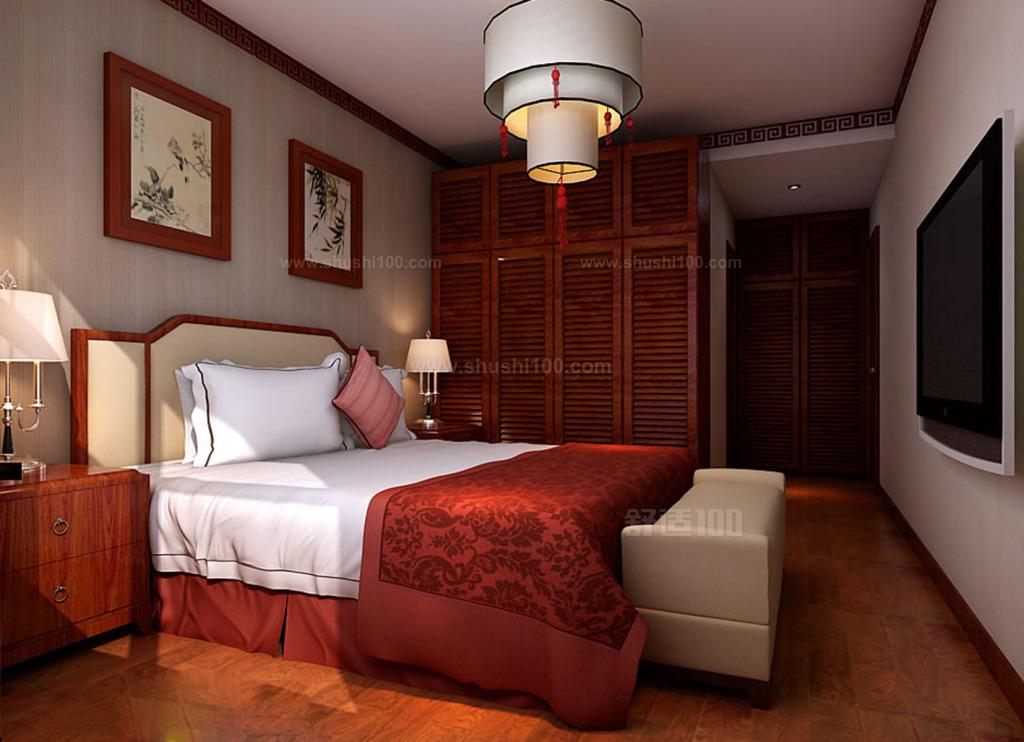 中式卧室壁纸—中式卧室壁纸的推荐品牌图片