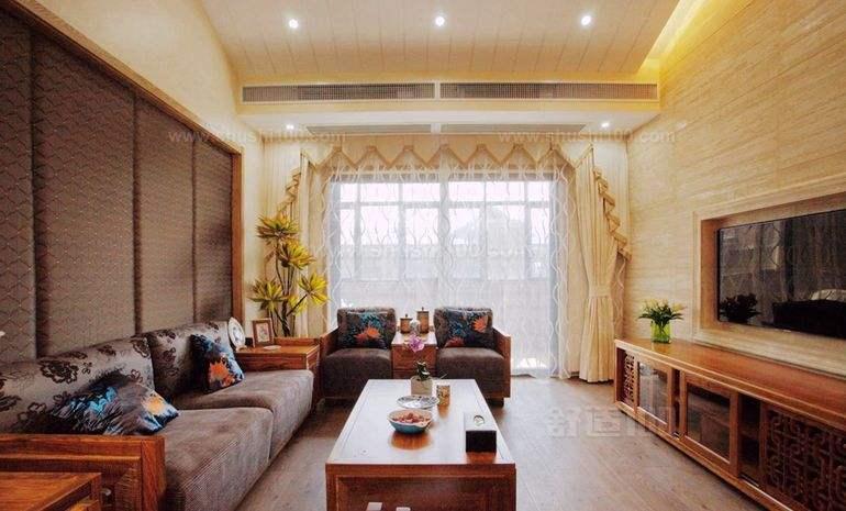 中式客厅窗帘 值得推荐的中式客厅窗帘品牌