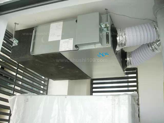 新风系统空气净化器