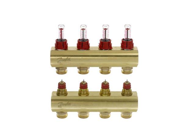 地暖分集水器阻力—地暖分集水器阻力的原理和用途