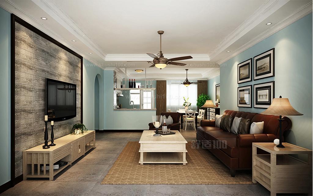 装修客厅吊顶—装修客厅吊顶的风格类型介绍