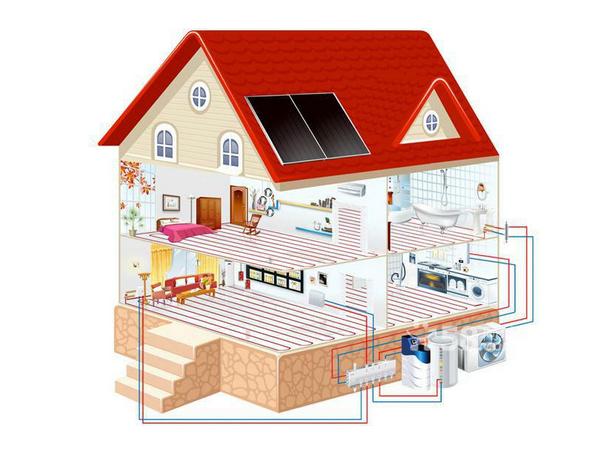 新风系统方案—别墅新风系统设计方案介绍