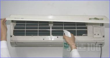 美的空调清洗过滤网—美的空调清洗过滤网的方法