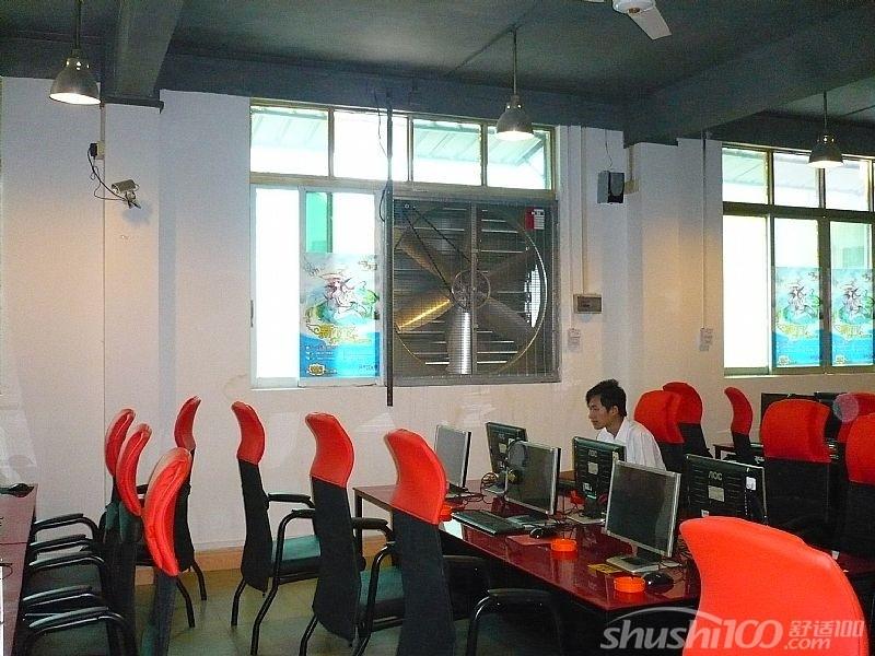 网吧空调—网吧空调的设计方案