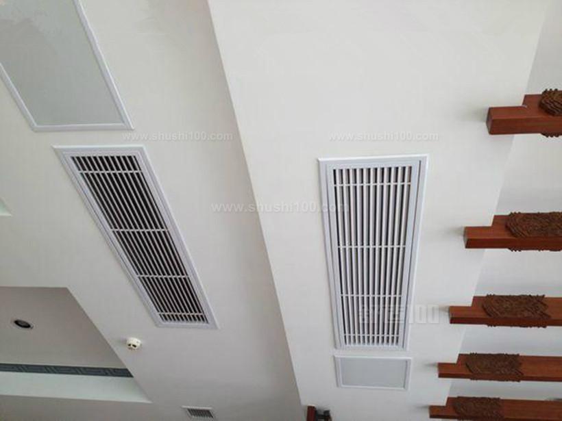 中央空调出风口尺寸_中央空调风口—中央空调风口分析介绍 - 舒适100网