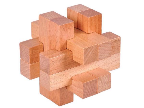 鲁班锁种类—鲁班锁的类型和解法