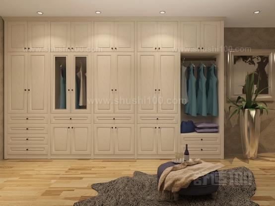 8开门衣柜内部结构图